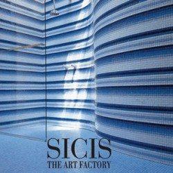 sicis kék mozaik