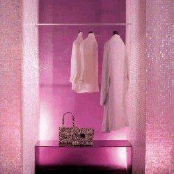 rózsaszín mozaik