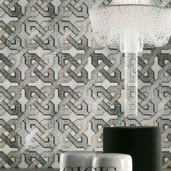 pixeles ezüst mozaik