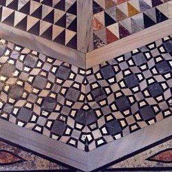 márvány padló
