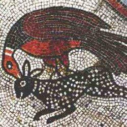 állat mozaik