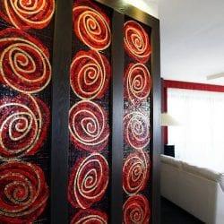 Fa és SICIS mozaik kombináció
