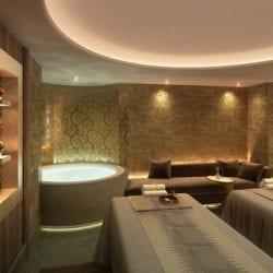 Lenyűgöző arany spa