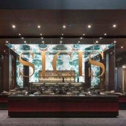 A SICIS iSaloni 2019 stand kívülről nézve