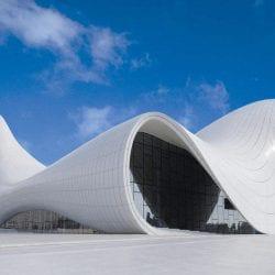 New Cultural Center, Hadid