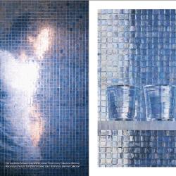 áttetsző Glimmer mozaik