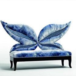 Tolomeo pillangós kanapéja