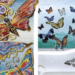 SICIS Butterfly collection