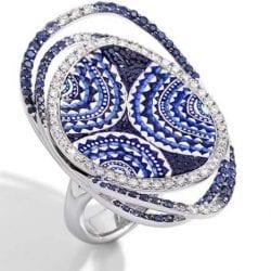 SICIS Jewels: Cosmo gyűrű