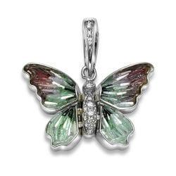 SICIS ékszer: pillangó charm