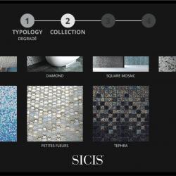 3. Lépés: választható mozaikok