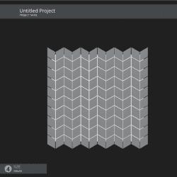 6. lépés: A SICIS mozaik mix felület