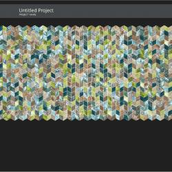 15. lépés: Custom Mosaic Mix Preview nézet