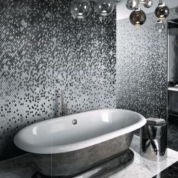 Monokróm színátmenetes mozaik