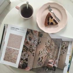 Púderes reggeli Colorpedia-val még a hőskorban