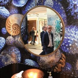 A 2019-es Cersaie kiállításon