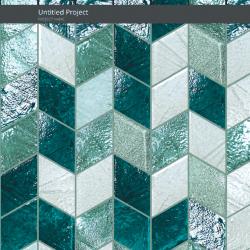 14. lépés színátmenetes mozaik preview