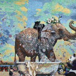 Lady Elephant