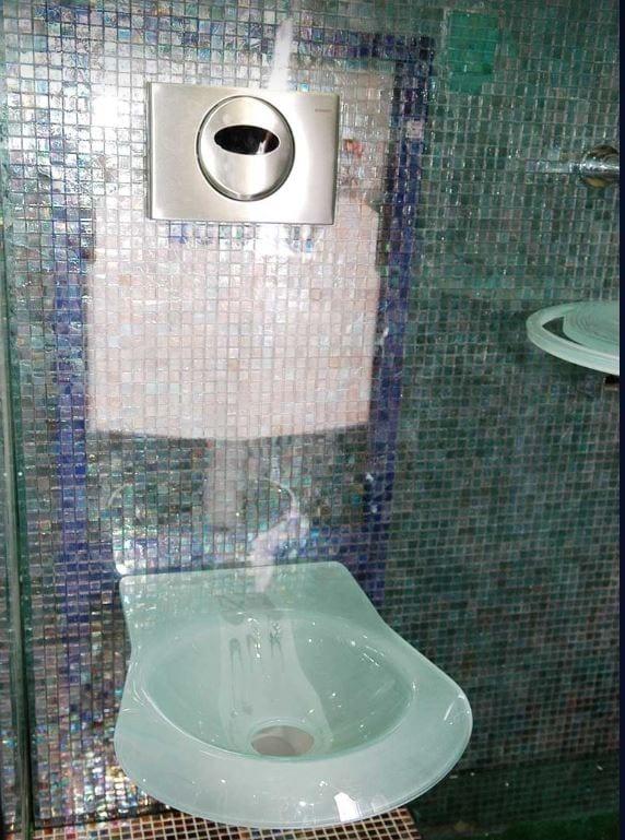 "SICIS Waterglass mozaik - ""Liquid effect"""