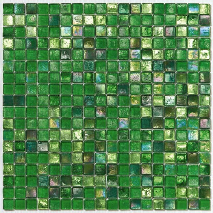 """Zöld"" zöld SICIS mozaik"